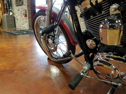2004 Harley-Davidson Sportster® XL 1200 Custom in Big Bend, Wisconsin - Photo 36