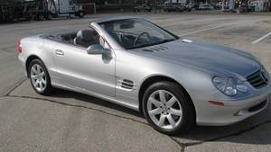 2003 Mercedes-Benz SL500 in Big Bend, Wisconsin - Photo 1