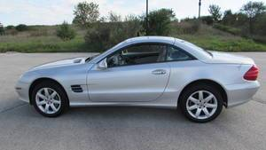 2003 Mercedes-Benz SL500 in Big Bend, Wisconsin - Photo 2