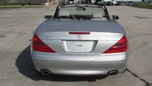 2003 Mercedes-Benz SL500 in Big Bend, Wisconsin - Photo 3