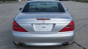 2003 Mercedes-Benz SL500 in Big Bend, Wisconsin - Photo 4