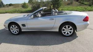 2003 Mercedes-Benz SL500 in Big Bend, Wisconsin - Photo 6