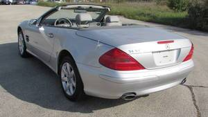 2003 Mercedes-Benz SL500 in Big Bend, Wisconsin - Photo 7