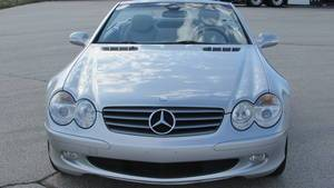 2003 Mercedes-Benz SL500 in Big Bend, Wisconsin - Photo 10