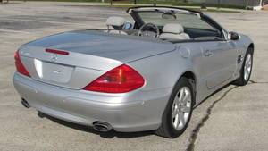 2003 Mercedes-Benz SL500 in Big Bend, Wisconsin - Photo 11