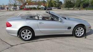 2003 Mercedes-Benz SL500 in Big Bend, Wisconsin - Photo 12
