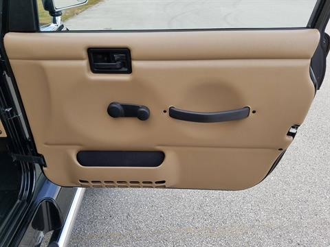 2002 Jeep® Wrangler Sahara in Big Bend, Wisconsin - Photo 52