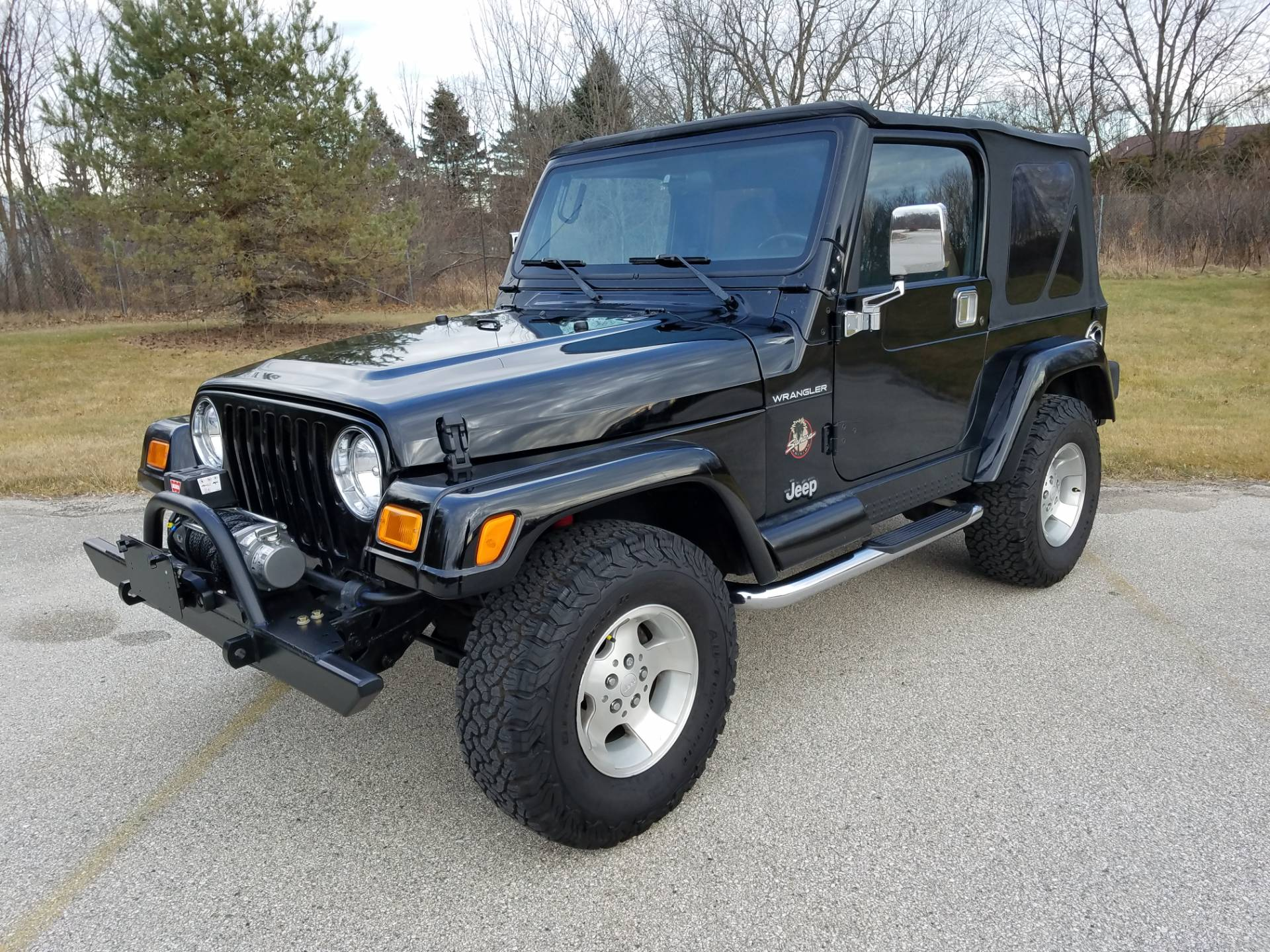 2002 Jeep® Wrangler Sahara in Big Bend, Wisconsin - Photo 63