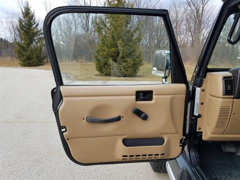 2002 Jeep® Wrangler Sahara in Big Bend, Wisconsin - Photo 73