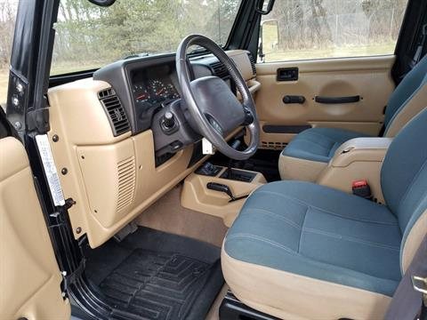 2002 Jeep® Wrangler Sahara in Big Bend, Wisconsin - Photo 79
