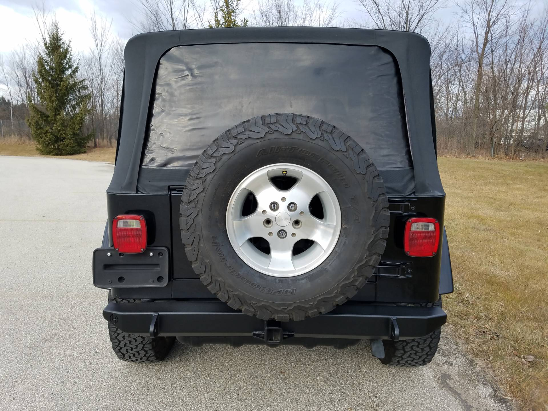 2002 Jeep® Wrangler Sahara in Big Bend, Wisconsin - Photo 96