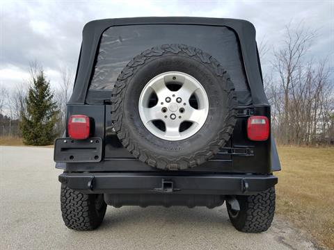 2002 Jeep® Wrangler Sahara in Big Bend, Wisconsin - Photo 6