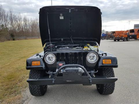 2002 Jeep® Wrangler Sahara in Big Bend, Wisconsin - Photo 112