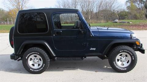 2002 Jeep Wrangler X in Big Bend, Wisconsin - Photo 2