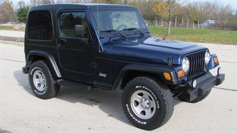 2002 Jeep Wrangler X in Big Bend, Wisconsin - Photo 3