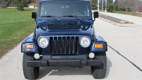 2002 Jeep Wrangler X in Big Bend, Wisconsin - Photo 4
