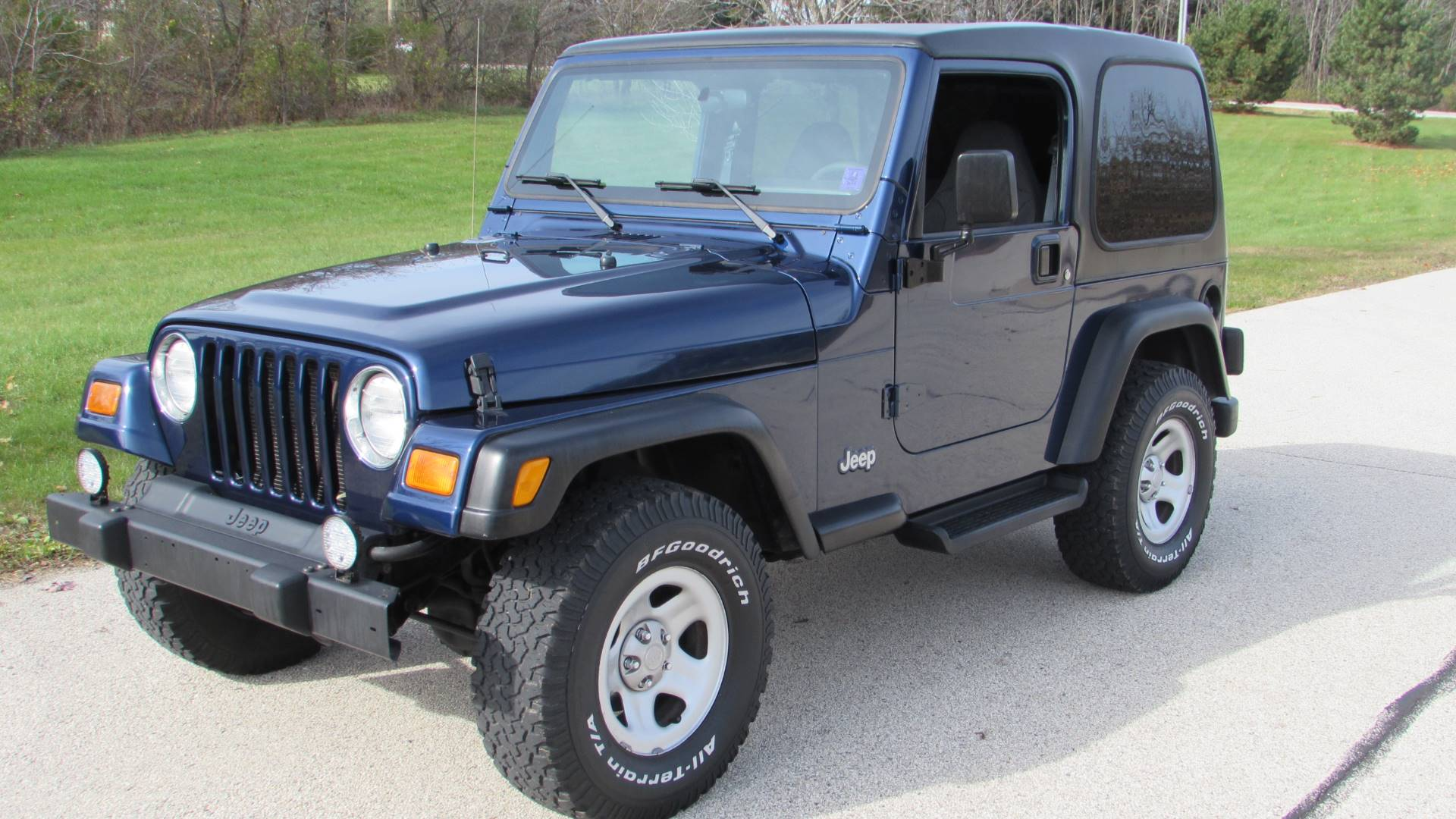 2002 Jeep Wrangler X in Big Bend, Wisconsin - Photo 1