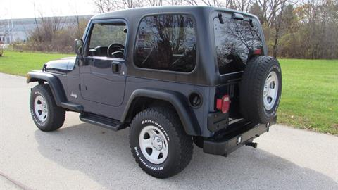 2002 Jeep Wrangler X in Big Bend, Wisconsin - Photo 6