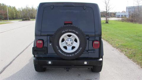2002 Jeep Wrangler X in Big Bend, Wisconsin - Photo 7