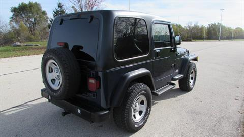 2002 Jeep Wrangler X in Big Bend, Wisconsin - Photo 8