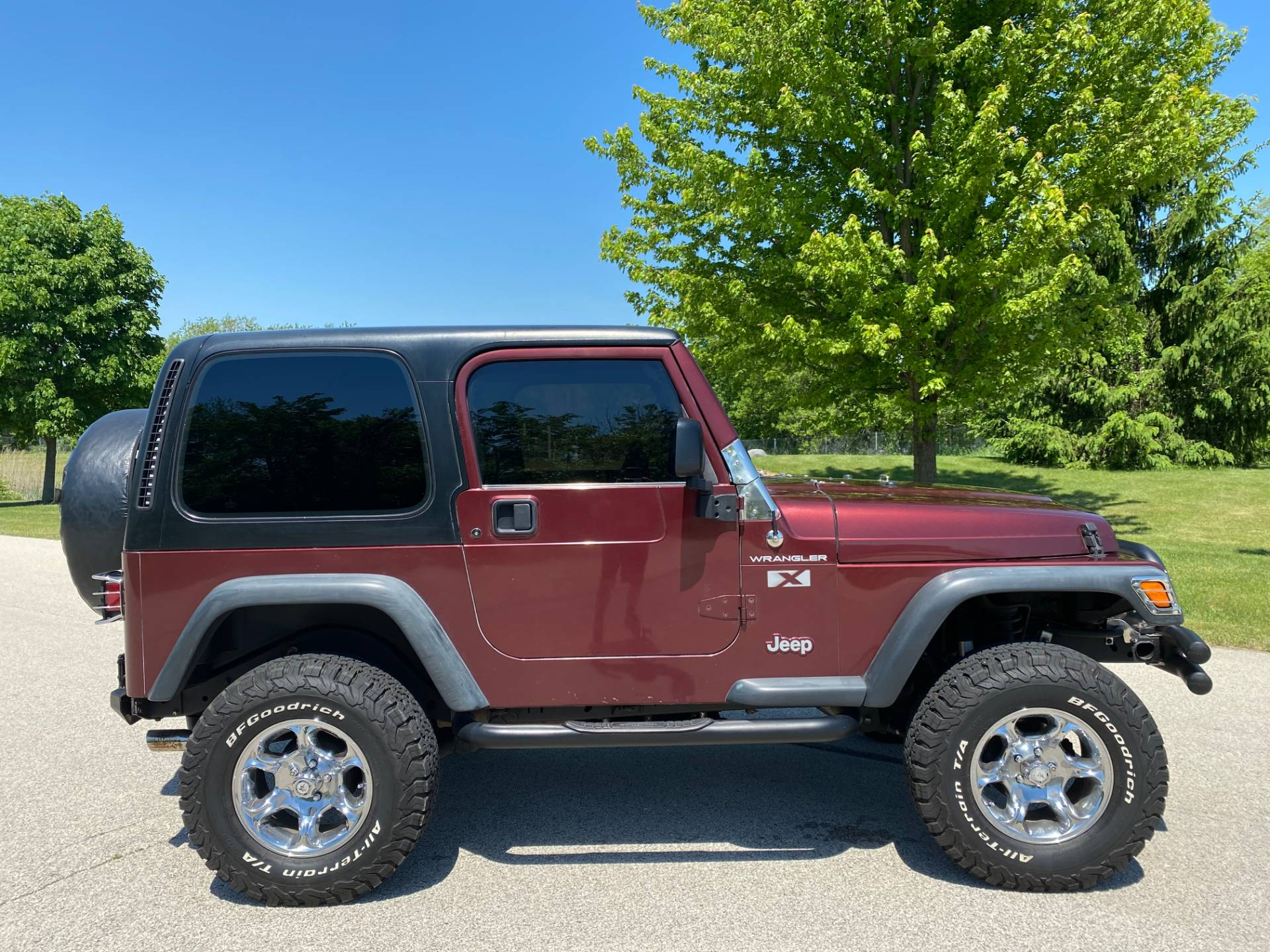 2002 Jeep® Wrangler X in Big Bend, Wisconsin - Photo 2