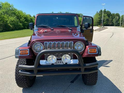 2002 Jeep® Wrangler X in Big Bend, Wisconsin - Photo 6