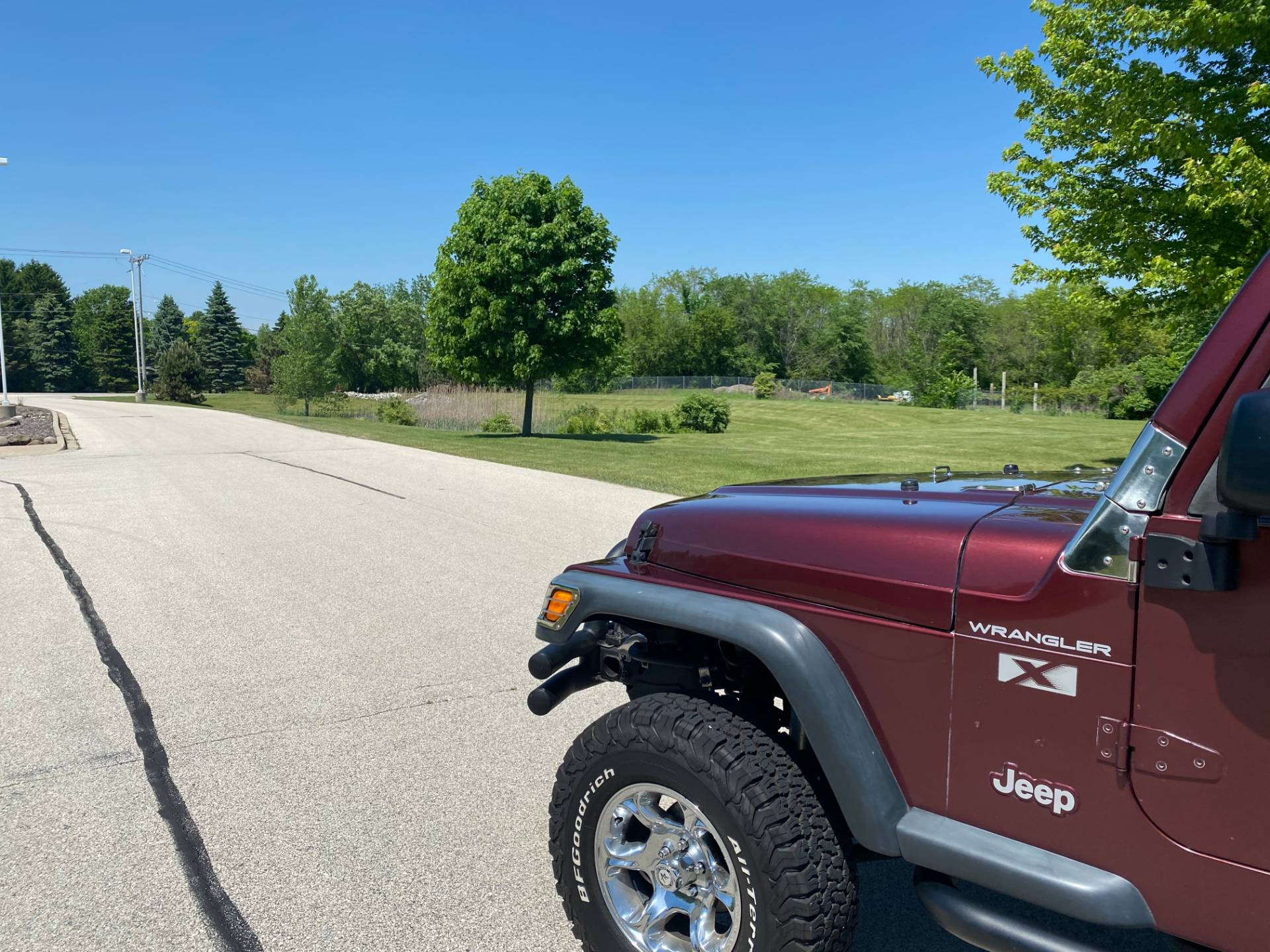 2002 Jeep® Wrangler X in Big Bend, Wisconsin - Photo 18