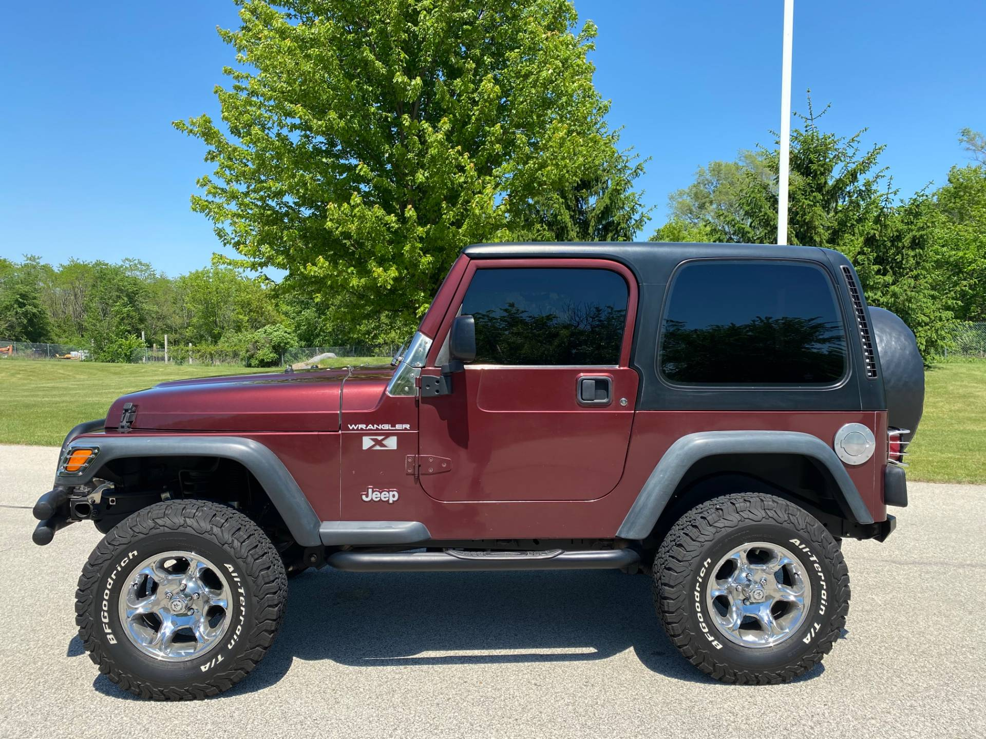 2002 Jeep® Wrangler X in Big Bend, Wisconsin - Photo 14
