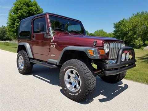 2002 Jeep® Wrangler X in Big Bend, Wisconsin - Photo 44