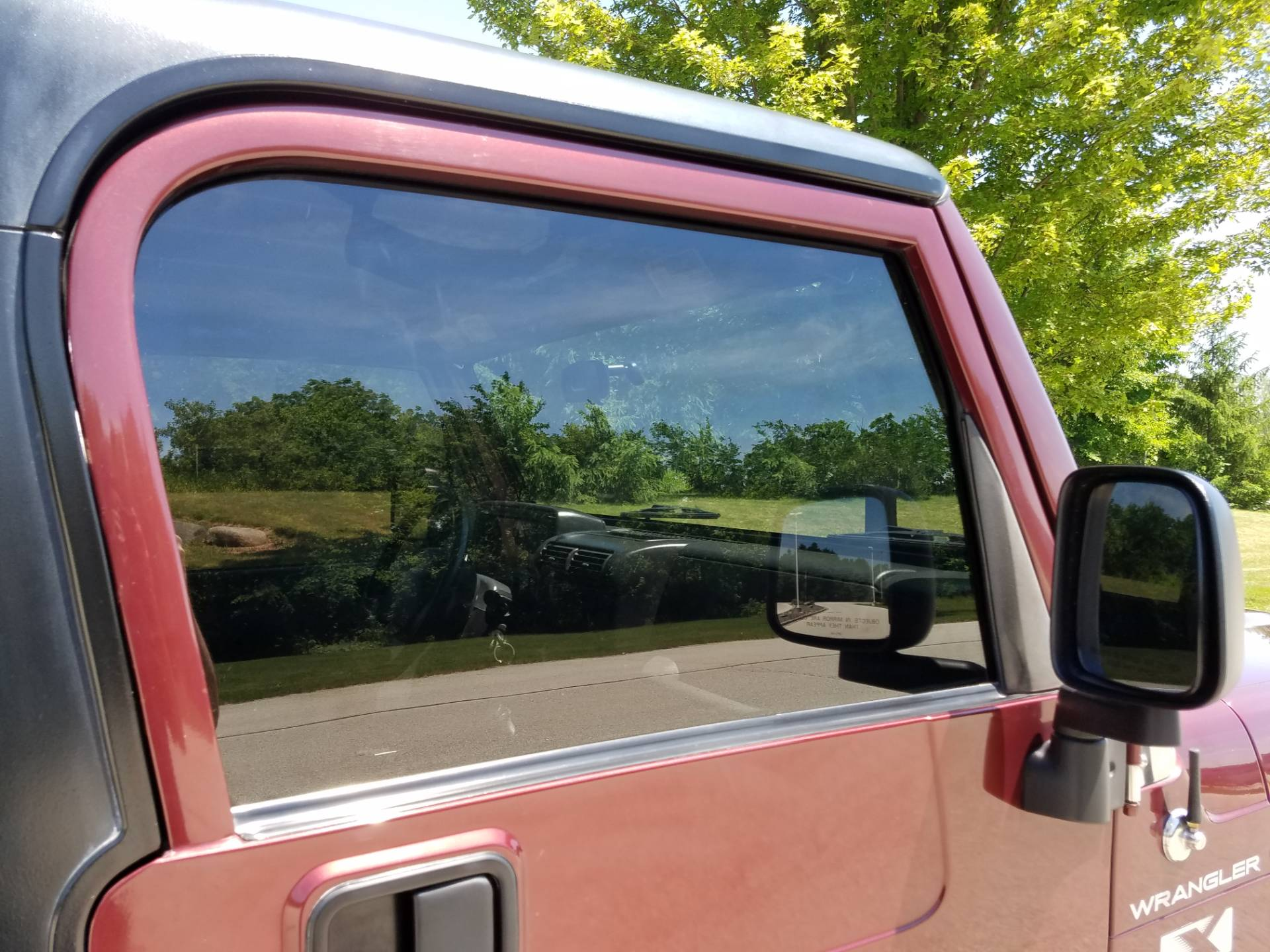 2002 Jeep® Wrangler X in Big Bend, Wisconsin - Photo 114