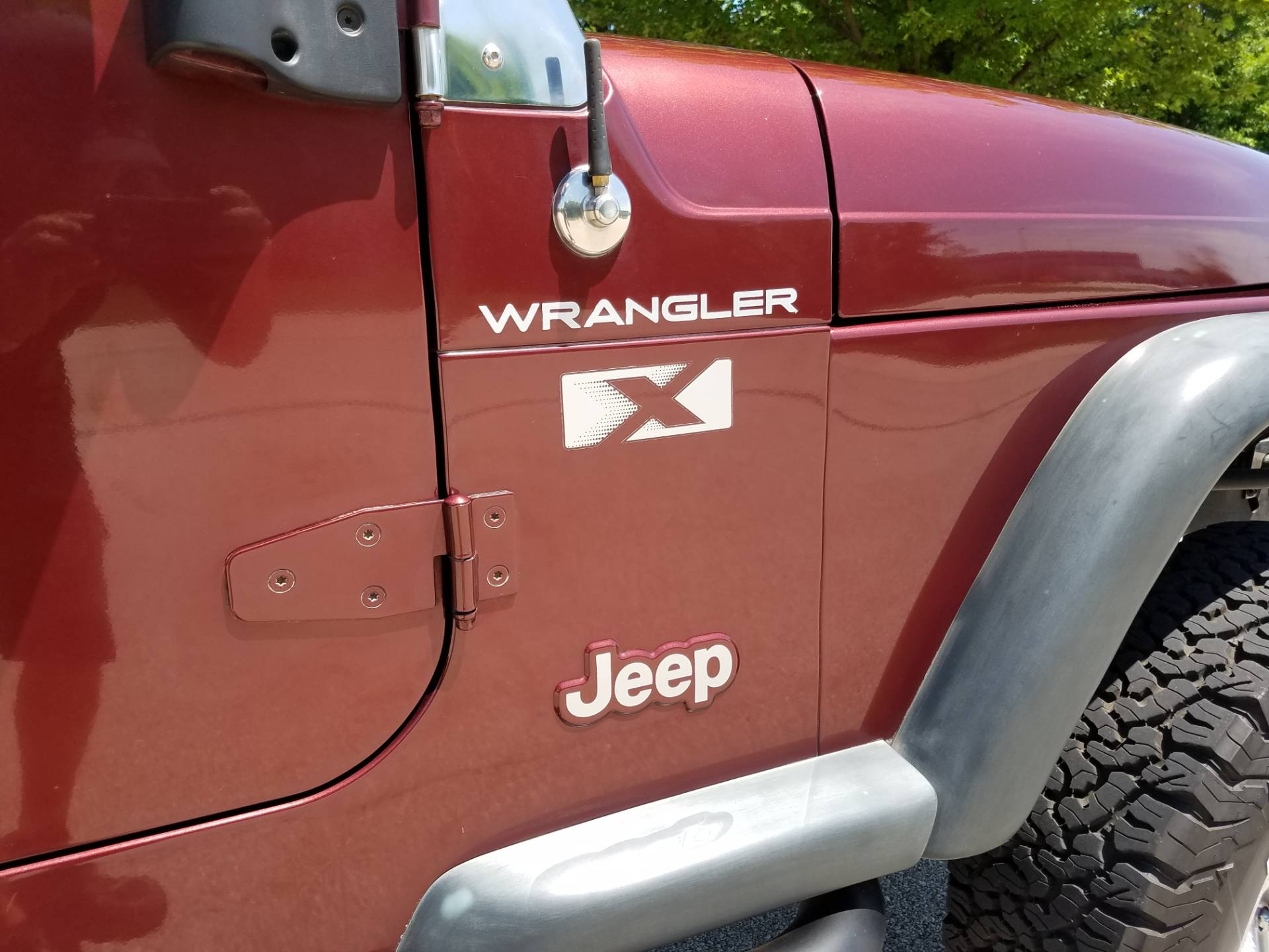 2002 Jeep® Wrangler X in Big Bend, Wisconsin - Photo 65
