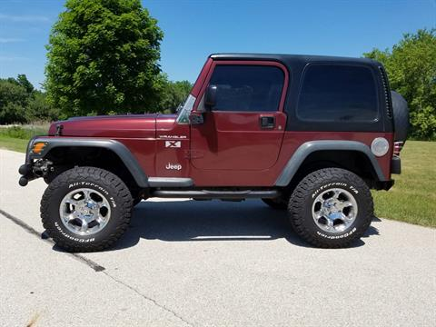 2002 Jeep® Wrangler X in Big Bend, Wisconsin - Photo 42