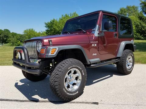 2002 Jeep® Wrangler X in Big Bend, Wisconsin - Photo 140
