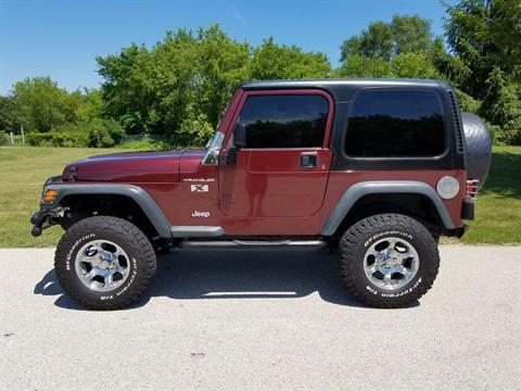 2002 Jeep® Wrangler X in Big Bend, Wisconsin - Photo 141