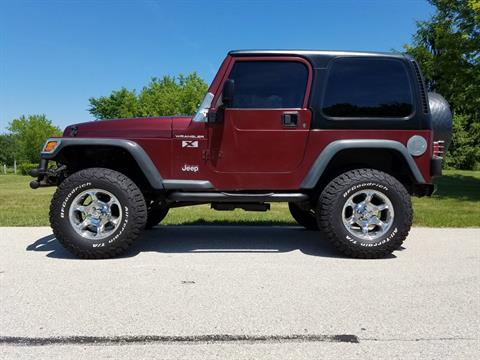 2002 Jeep® Wrangler X in Big Bend, Wisconsin - Photo 45