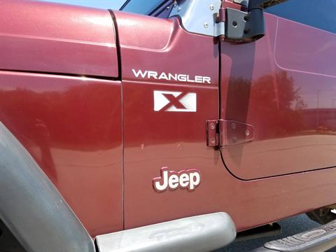 2002 Jeep® Wrangler X in Big Bend, Wisconsin - Photo 66