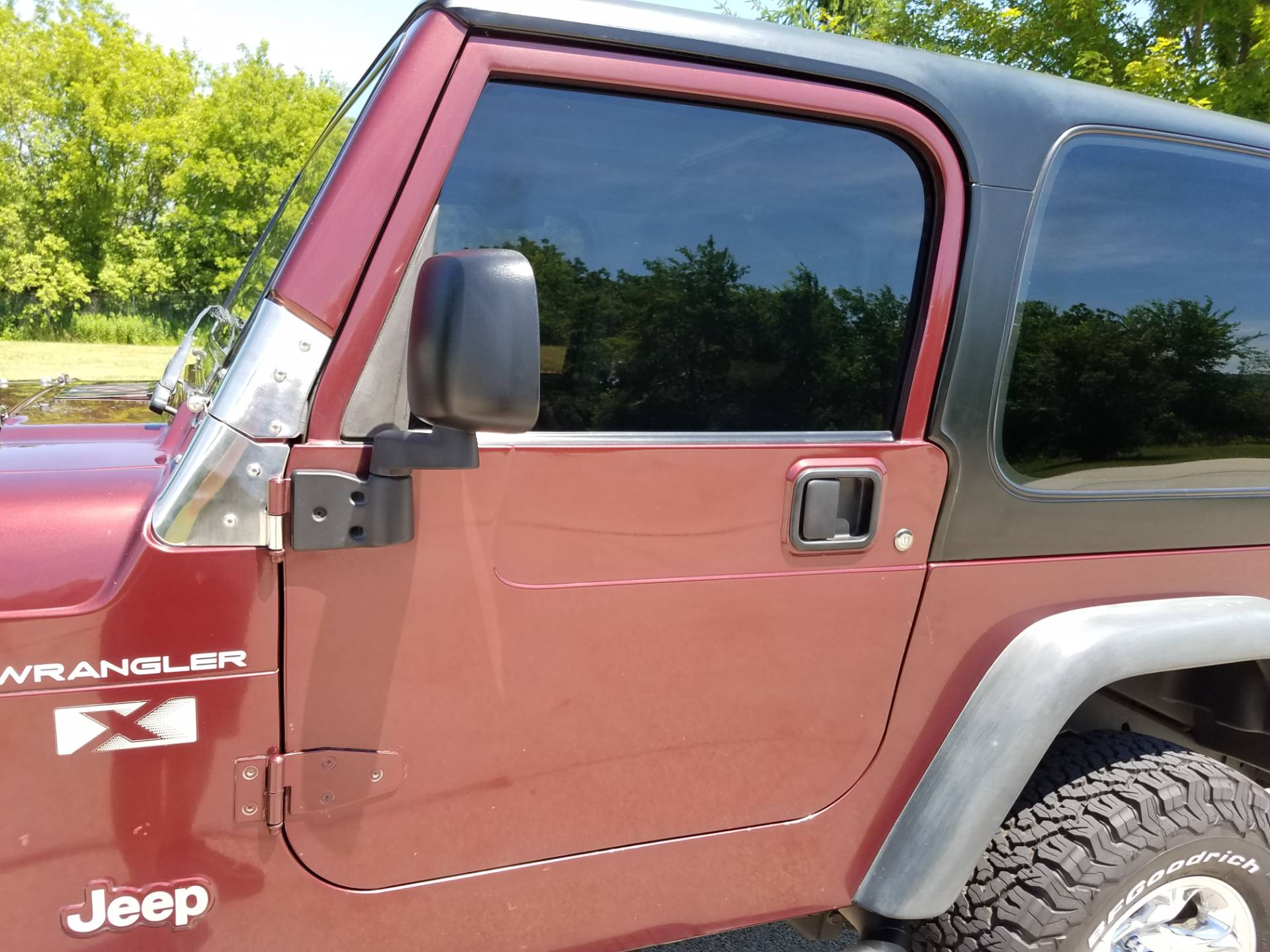2002 Jeep® Wrangler X in Big Bend, Wisconsin - Photo 147