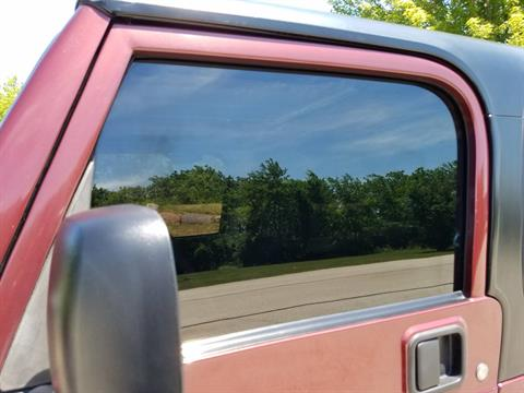 2002 Jeep® Wrangler X in Big Bend, Wisconsin - Photo 148