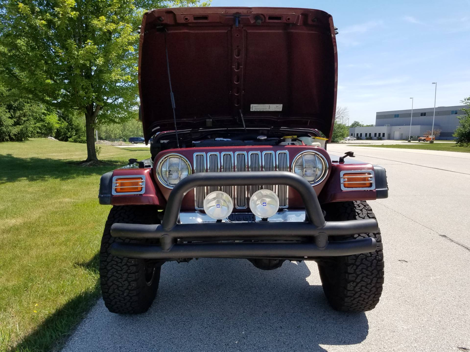 2002 Jeep® Wrangler X in Big Bend, Wisconsin - Photo 180