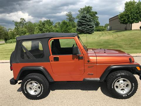 2002 Jeep® Wrangler Sport in Big Bend, Wisconsin - Photo 8