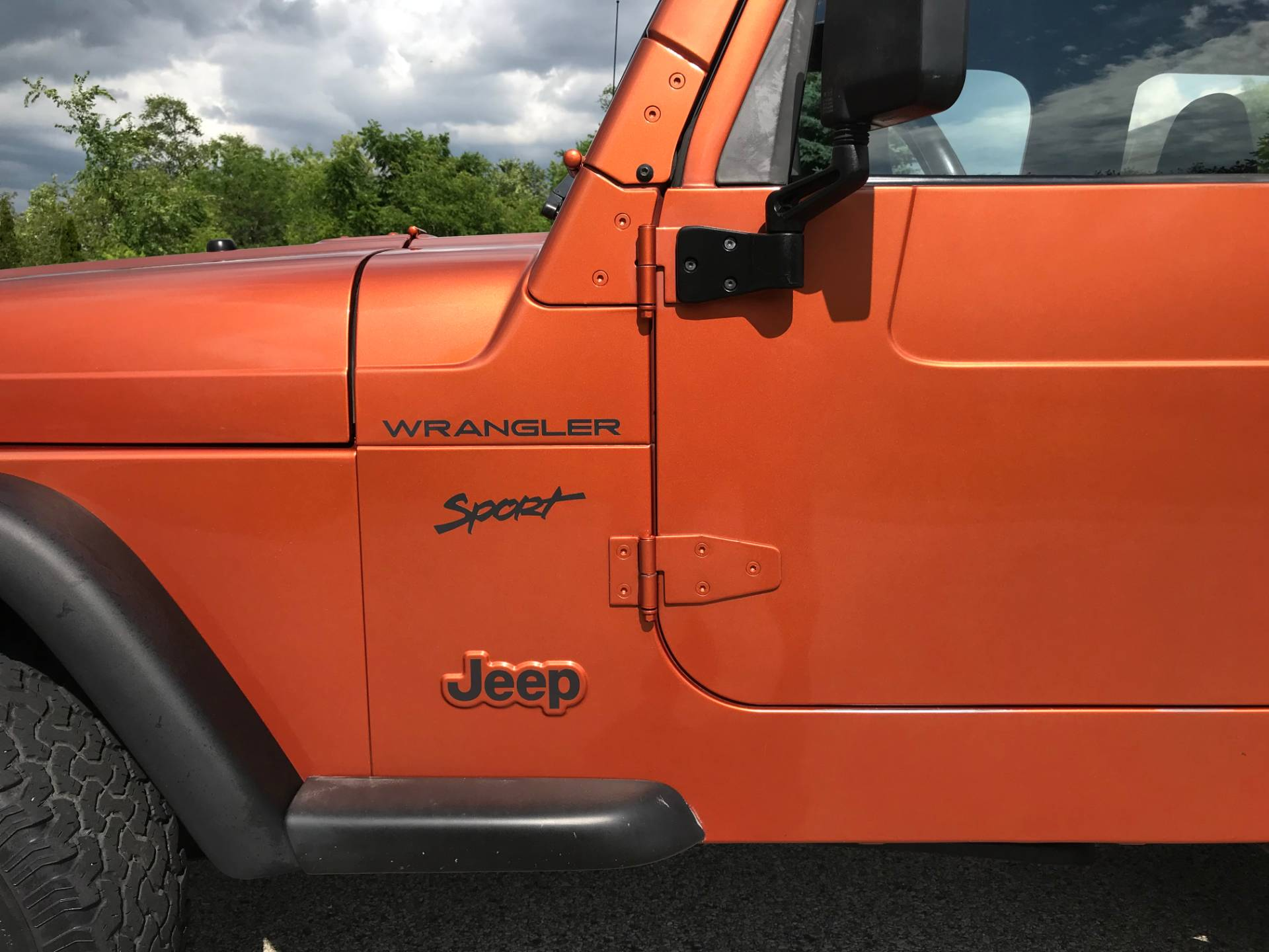 2002 Jeep® Wrangler Sport in Big Bend, Wisconsin - Photo 10