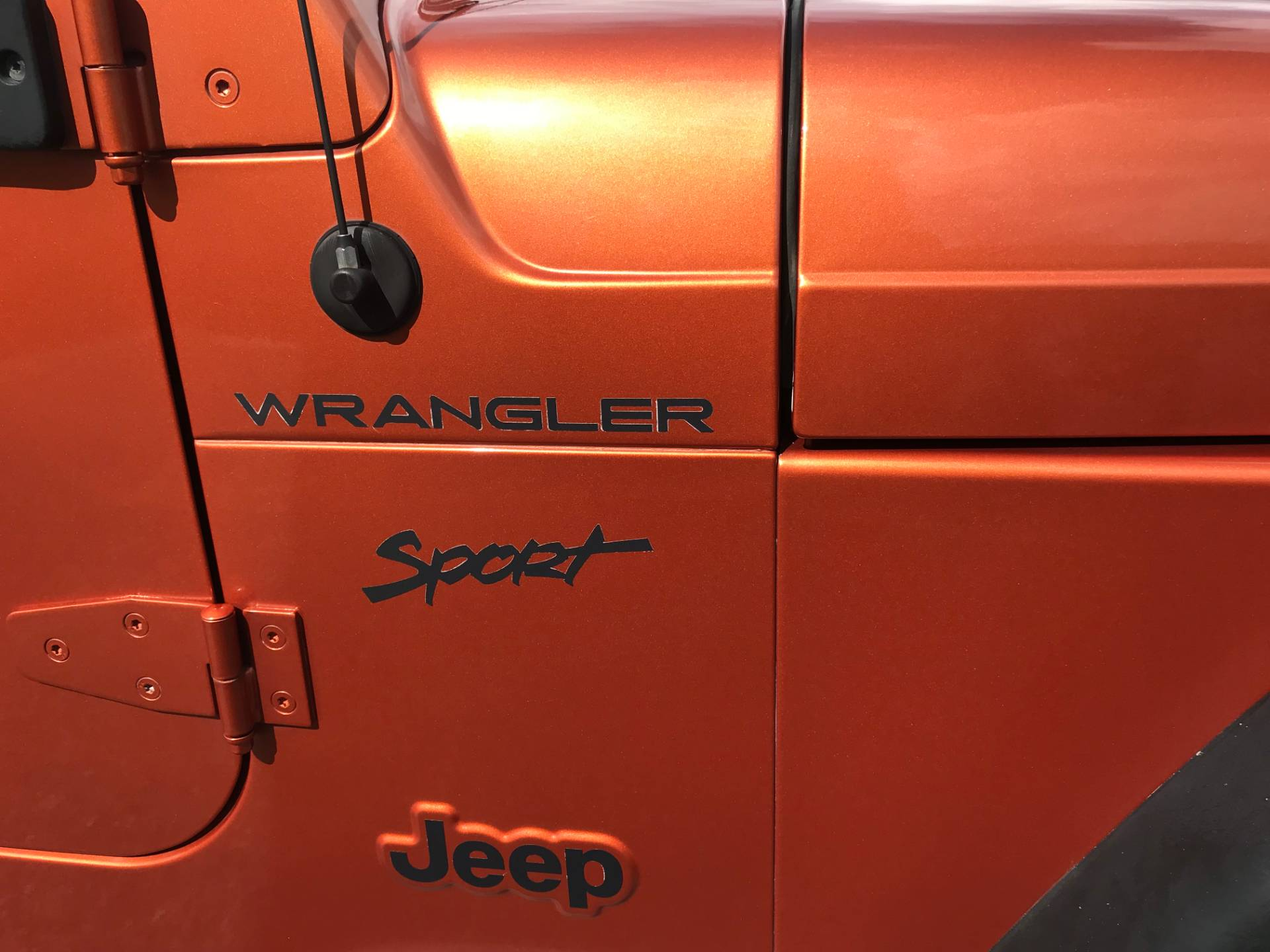 2002 Jeep® Wrangler Sport in Big Bend, Wisconsin - Photo 15