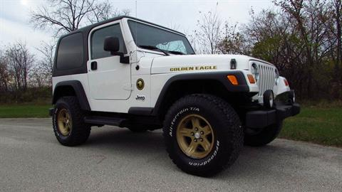 2006 Jeep WRANGLER SPORT GOLDEN EAGLE in Big Bend, Wisconsin - Photo 2