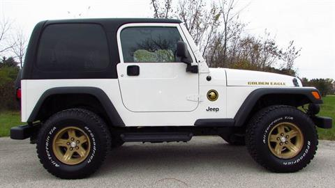 2006 Jeep WRANGLER SPORT GOLDEN EAGLE in Big Bend, Wisconsin - Photo 5