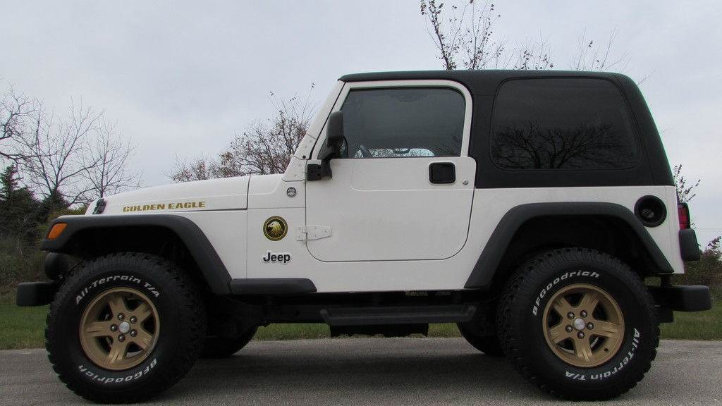 2006 Jeep WRANGLER SPORT GOLDEN EAGLE in Big Bend, Wisconsin - Photo 7