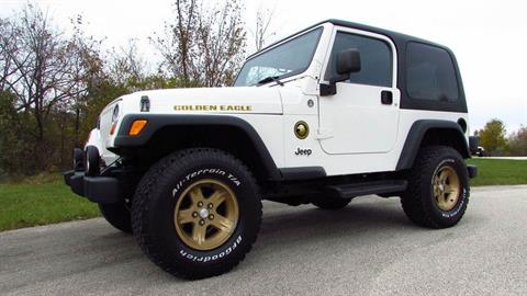 2006 Jeep WRANGLER SPORT GOLDEN EAGLE in Big Bend, Wisconsin - Photo 1