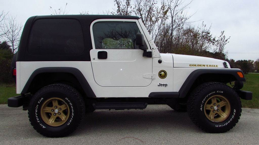 2006 Jeep WRANGLER SPORT GOLDEN EAGLE in Big Bend, Wisconsin - Photo 11