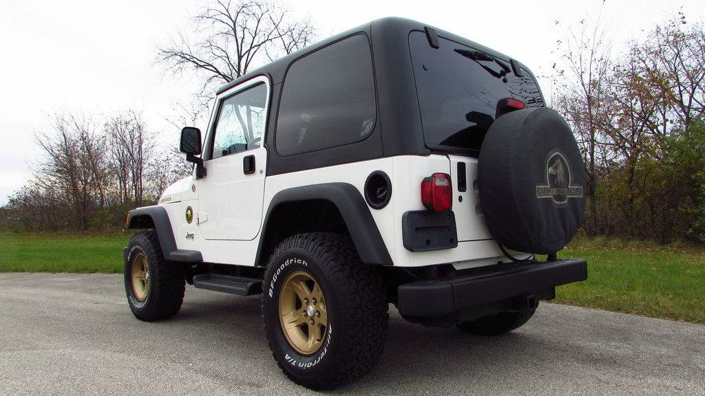 2006 Jeep WRANGLER SPORT GOLDEN EAGLE in Big Bend, Wisconsin - Photo 13