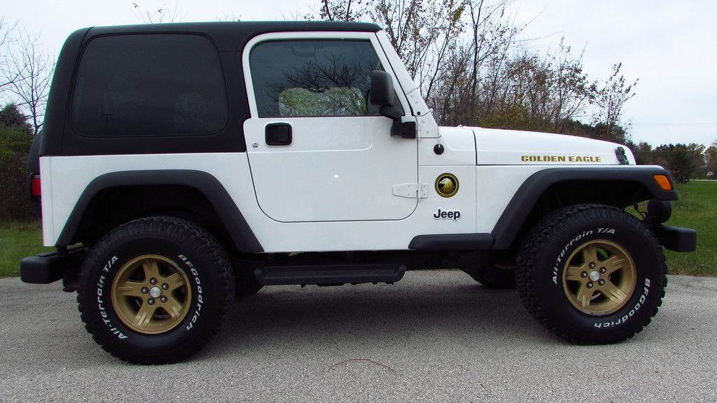 2006 Jeep WRANGLER SPORT GOLDEN EAGLE in Big Bend, Wisconsin - Photo 15