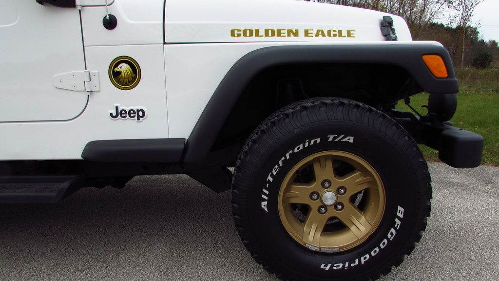 2006 Jeep WRANGLER SPORT GOLDEN EAGLE in Big Bend, Wisconsin - Photo 17